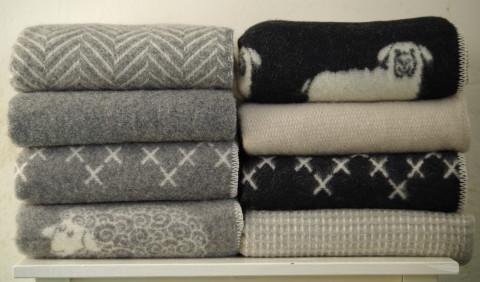 deky v škandinávskom štýle